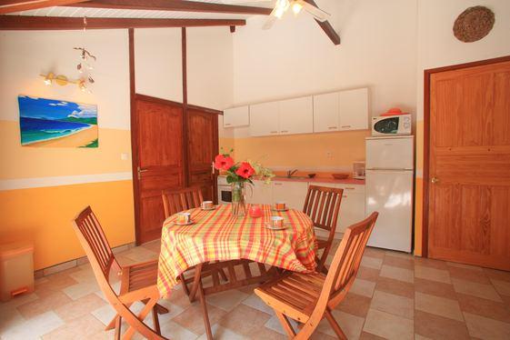 Louez un appartement pour 3 personnes a la villa couleur - Cours de cuisine en guadeloupe ...